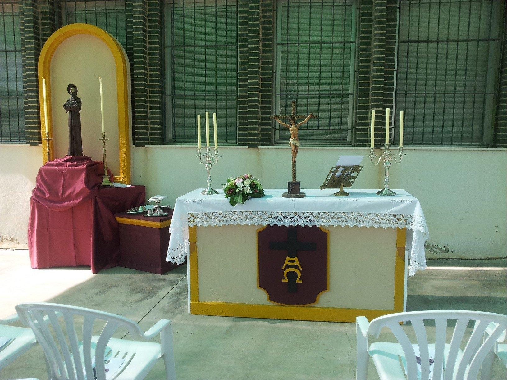 Eucaristía San Francisco de Asís